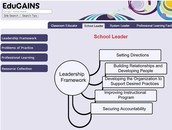 Edugains: Collaborative Inquiry Continuum