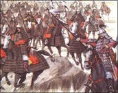 Decline of Mongol dynasty