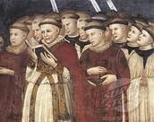 Medieval Monks