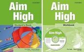 Punohet me librat 'AIM HIGH' te certifikuara nga Oxford-i.