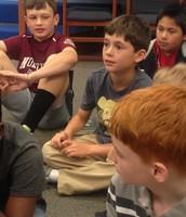 Sebastian explains parts of speech!