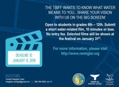 Student Film Competition
