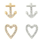 Pave - Anchor & Heart Keys
