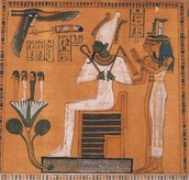 Early Depiction of Osiris