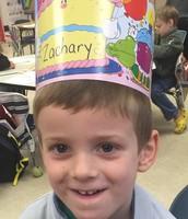 Happy Birthday, Zachary!