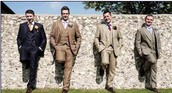 Signature suits for Bespoke people