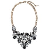 Midnight Palace Statement Necklace