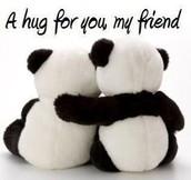 HELP ME I NEED A HUG!!!!!!