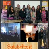 Salubritas won the Pajama Party!