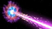 Gamma Ray in vacuum