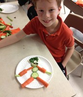 Teaching healthy eating while having fun