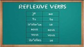 Reflexive Verbs Are Here!