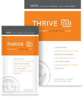 Thrive Lifestyle Mix