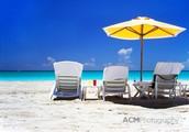 Relaxar en la playa