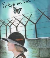Freya on the Wall