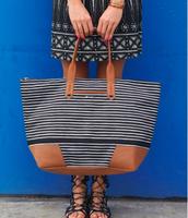 B&W Weekender Bag