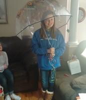 New Umbrella gift