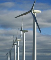 Wind turbinds
