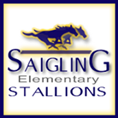 "Saigling Elementary is ""Positively"" the Best School! Saigling's Motto: We Care, We Share, We Shine"