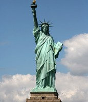 The Staute of Liberty