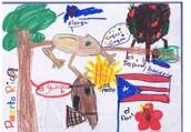 Los símbolos de Puerto Rico