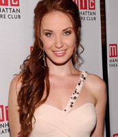 Sierra Boggess as princess Ariel