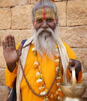 A Brahman in India today