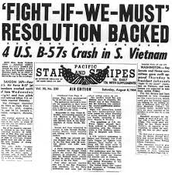 Tonkin Gulf Resolution and Vietnam War