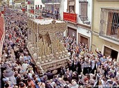 Semana Santa, Seville (traditional holiday)