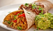 Do you want a burrito like this? ------------>