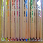 Beautiful Colour Pencils