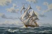 One of Bartholomeu's Ships