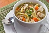 Fresh soups daily