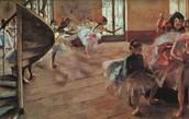 Ballet Rehearsal (1873)