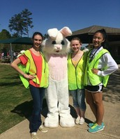 Local Easter Egg Hunt Service Project