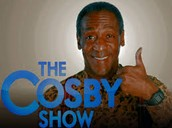 Bill Cosby advertising the Cosby Show