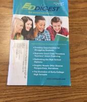October 2015 Ed Digest