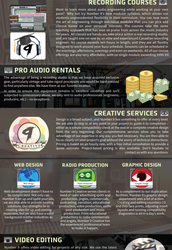 Number 9 recording studios was one of the first companies in Toronto to offer short-run CD duplication – DVD duplication