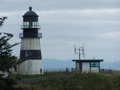 the cape disapointment lighthouse