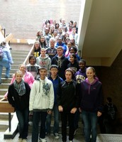 EKU campus visit - Fall 2014