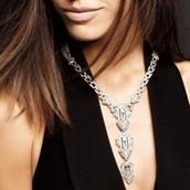Casablanca Necklace- 3 lengths, removable tier
