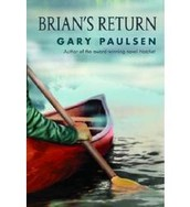 book cover of Brian's Return  By; Gary Paulsen