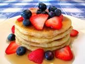 2 Pancakes