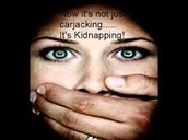 Kidnapped...