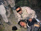 Saddam es encontrado por el ejercito Estadounidense