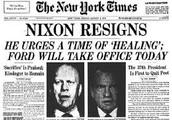 Impeachment and Resignation