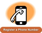 Register with a Phone Number
