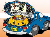 Trick or Trunk - Mon Oct 31