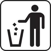 Clean and proper disposal