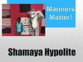 Shamaya Hypolite